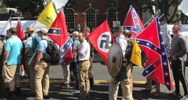 Stati Uniti.I suprematisti filo-Trump marciano a Portland, arresti e feriti