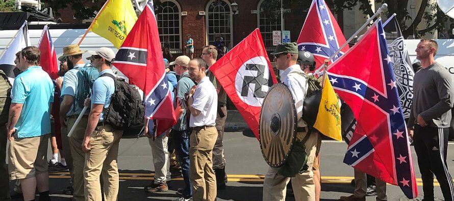 Stati Uniti, un fiasco la marcia dei neonazisti, Washington li isola: «No ai razzisti»