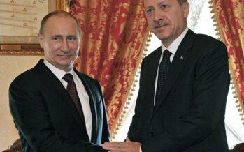 La NATO in allarme per l'arrivo in Turchia degli S400 russi