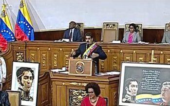 I burattini degli USA rilanciano a Lima la guerra il Venezuela di Maduro