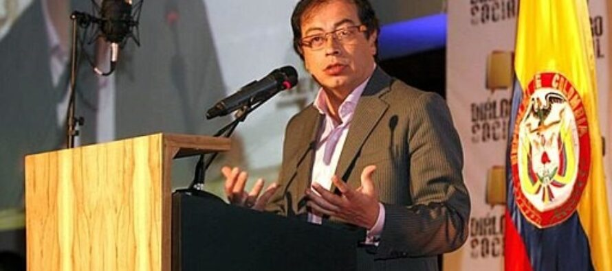 Gustavo Petro, Colombian Former Guerilla & Leftist Who Mounted Historic Campaign for Presidency