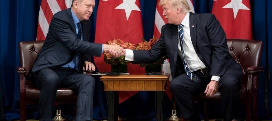 Erdogan, Trump e «Giuseppi»