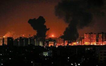 Gaza, centro al Meshal: «Gli israeliani ci bombardano anche la cultura»