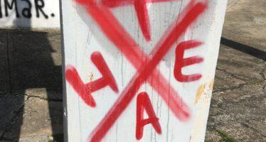 L'odio corre sul social
