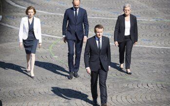 Il caso Benalla-Macron all'Assemblée, non passa la sfiducia