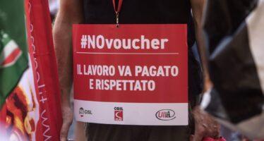 Susanna Camusso: «Con i voucher il decreto ha perso la dignità»