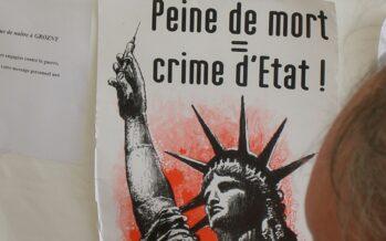 La Francia rilancia sull'abolizione della pena di morte