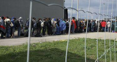 Se questo è un migrante. La nuova politica tedesca, tra i container-lager
