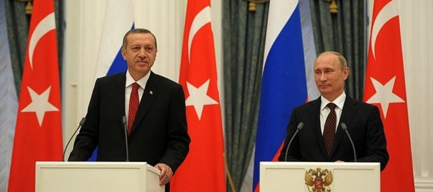 Siria.Russia e Turchia si riavvicinano, ipotesi di incontro Putin-Erdogan