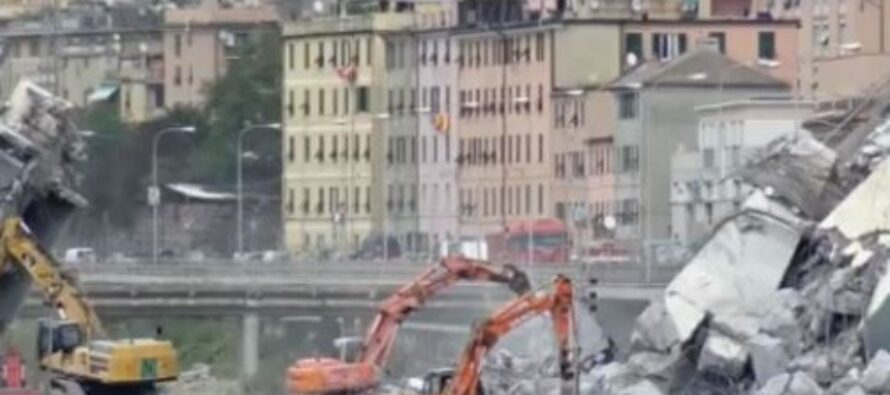 Crollo di Genova, nuovo ponte vecchio gestore: Autostrade detta legge