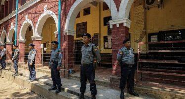 Shooting the Messenger! Myanmar Journalists Jailed