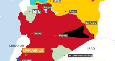 The battle of Idlib Province in Syria is decisive and crucial for the future of Rojava