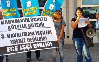 Carcere per 24 operai turchi che avevano scioperato