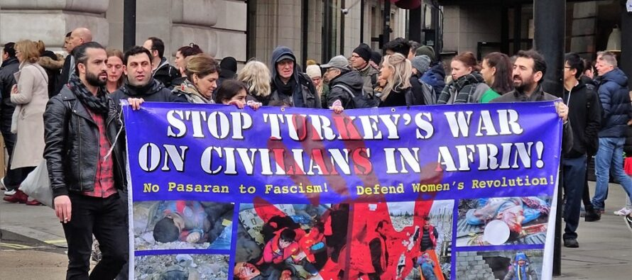 Afrin: The long list of Turkish crimes