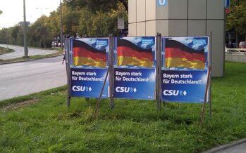 Elezioni in Baviera. I partiti tradizionali travolti da una frana