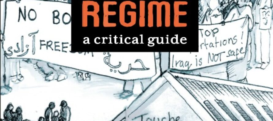 NEW BOOK.The UK Border Regime – a critical guide