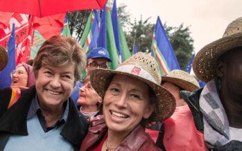 Susanna Camusso lancia la sua candidatura alla segreteria del sindacato mondiale