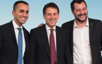 Salvini-Di Maio, resta il condono ma con compromesso