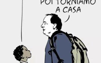 E' gara di solidarietà tra comuni per l'esiliato Mimmo Lucano