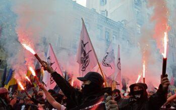I patrioti della razza, l'internazionale nera» a Kiev