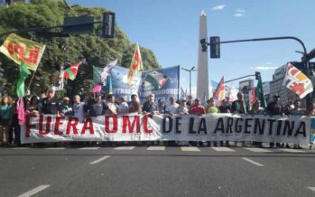G20 in Argentina. Contra Cumbre: «Il vero contro vertice è il loro»