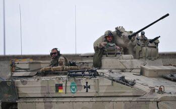 La Germania si riarma, aumenta la spesa militare
