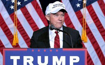 Dopo il midterm Trump caccia subito il procuratore Jeff Sessions