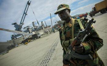 Kenya. Rapita cooperante italiana