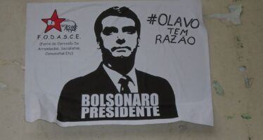 As Bolsonaro Threatens to Criminalize Protests, a New Resistance Movement Is Emerging in Brazil