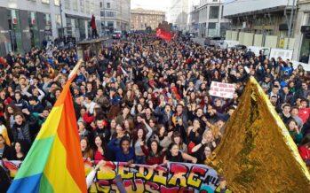 Centomila studenti manifestano contro il governo del finto cambiamento