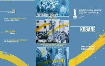 Si è aperto il Festival Internazionale del Cinema di Kobanê