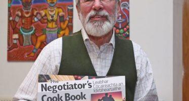 Peculiar aspect of Irish Peace Process revealed
