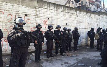 Sciopero dei palestinesi d'Israele contro l'ondata di omicidi