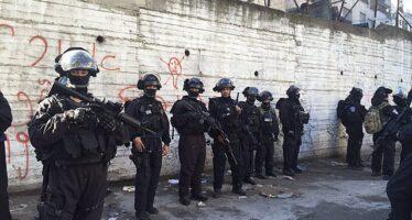 Nel campo profughi di Shuafat le ruspe israeliane distruggono i negozi