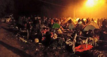 Balcani.Oltre 1000 artisti e attivisti croati denunciano i portieri dell'Europa razzisti
