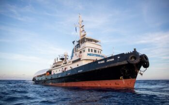 Mediterranea diventa grande, nasce la flotta solidale europea