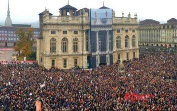 A Torino manifesta il partito trasversale della TAV