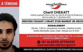 Attentato a Strasburgo.Il terrorismo e il misfatto occidentale