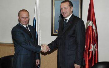 Vertice Russia-Turchia: affari in comune ma fronti militari rivali