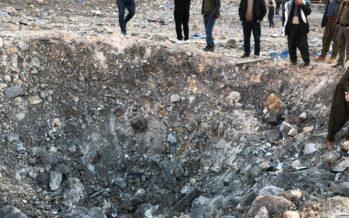 Turquia bombardea el campo de refugiados kurdos de Maxmur, en el Norte de Iraq