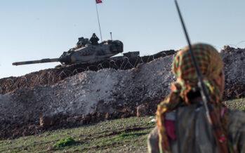 Siria. I marines USA vanno via da Rojava, arrivano i russi