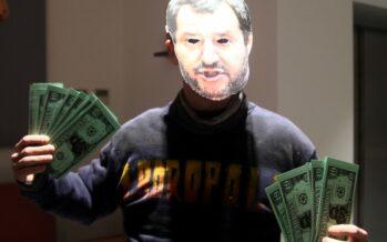 Salvini il sionista, perfetto portavoce di Bibi Netanyahu