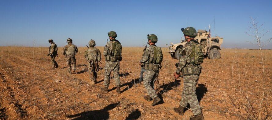 Trump-Tweeted US Troop Withdrawal Plan Would Hand Off Northeastern Syria to Turks