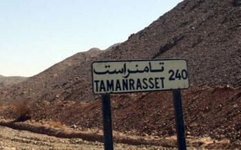 Algeria, abbandonati nel deserto120 rifugiati