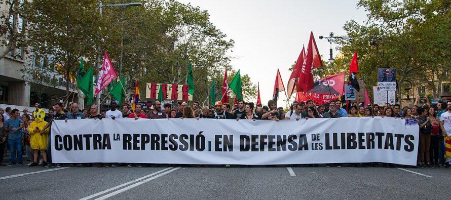 Catalogna. Arrestati nove indipendentisti: «Preparavano attentati»