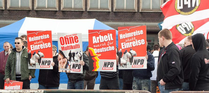Ronde neonaziste in Baviera contro i migranti