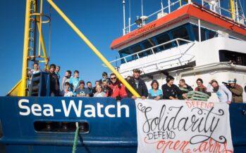 La Sea Watch 3 bloccata al largo, per l'Onu l'Italia vìola i diritti umani