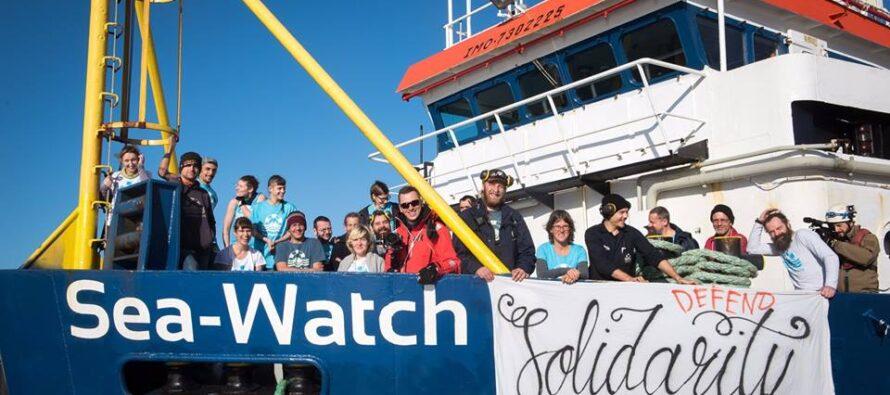 Migranti. La procura di Agrigento apre un'inchiesta contro la Sea Watch