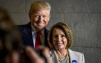 Tra shutdown e Nancy Pelosi, Trump è nei guai