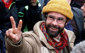 Cédric Herrou: «Un popolo degno è solo quello che tratta degnamente gli esseri umani»